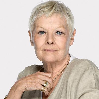 SSLF Patron Dame Judi Dench